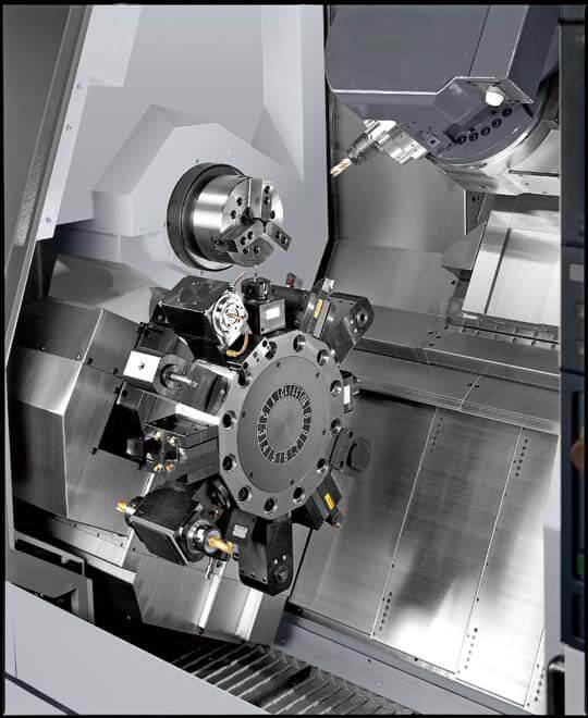 Multi-tasking machines | MORI SEIKI MT 2002 SZ (PUNTA)