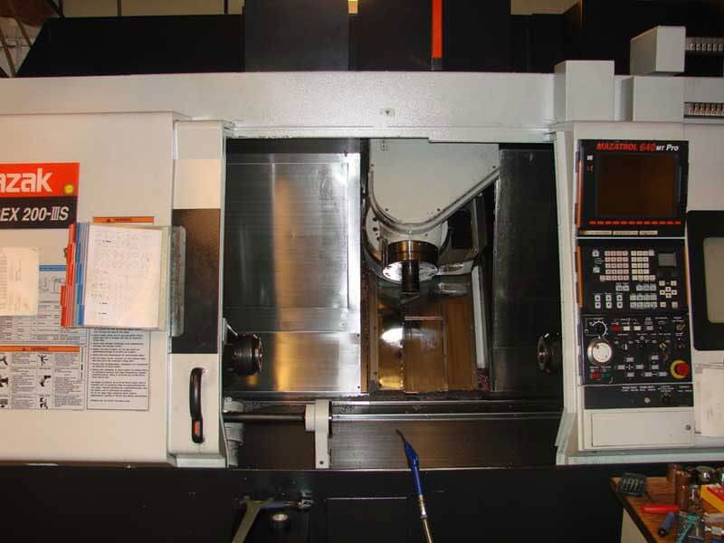 Mazak Integrex 200 S Mark III