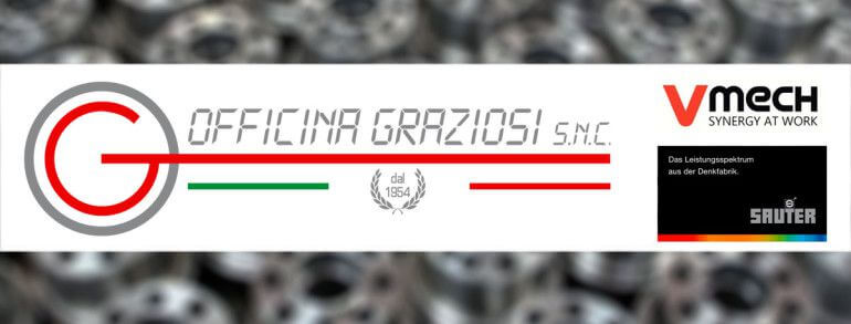 Vmech diventa distributore SAUTER per l'Emilia Romagna