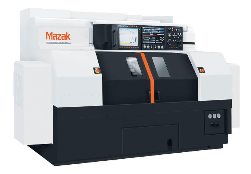 Mazak Multiplex 6300 2Y